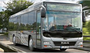 Междугородние автобусы MAN