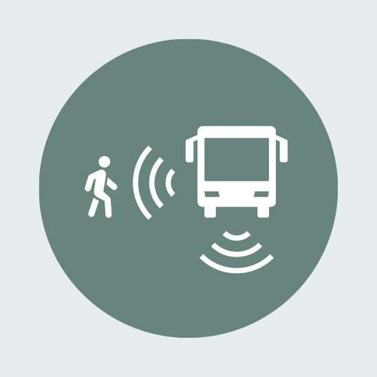 Системы помощи водителю в автобусах NEOPLAN