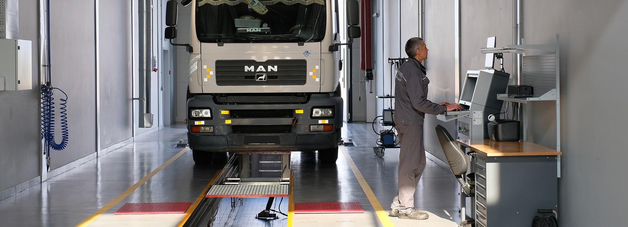 MAN Service в Житомире